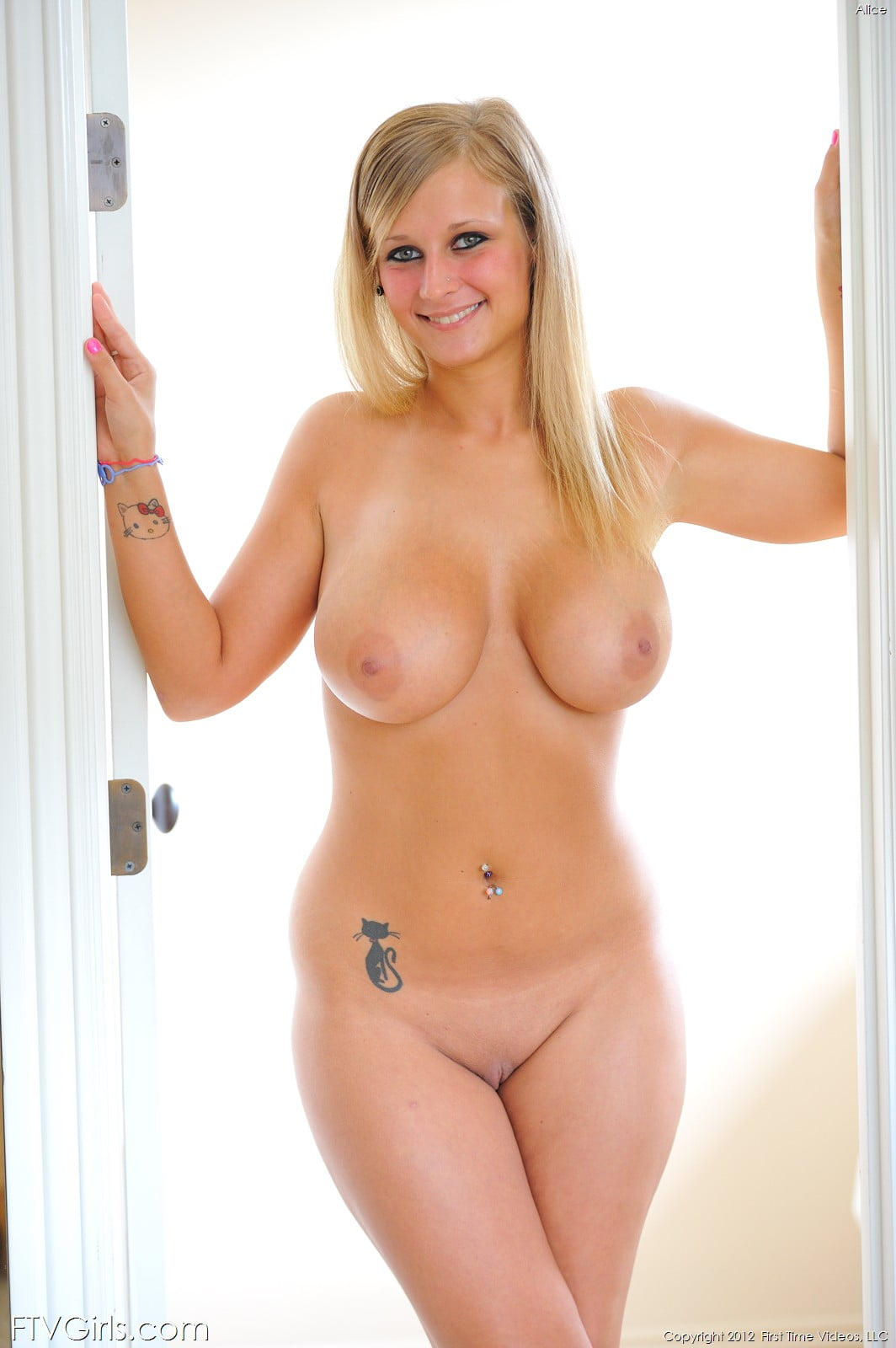Ftv Alice Blonde Babe Big Natural Tits All Nude-6725