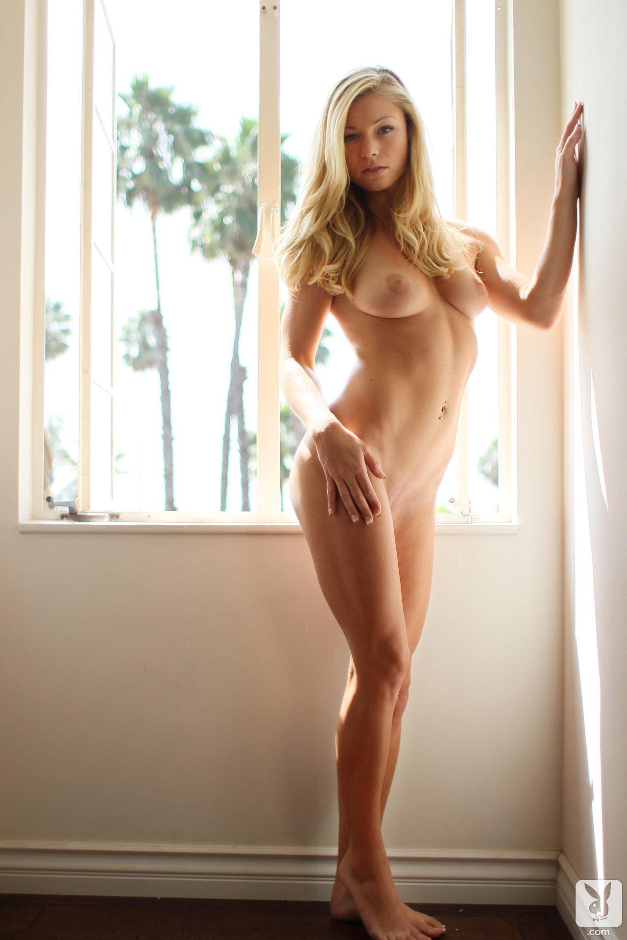 Hot women bending over but naked
